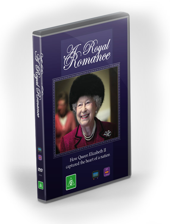 buy a royal romance on dvd