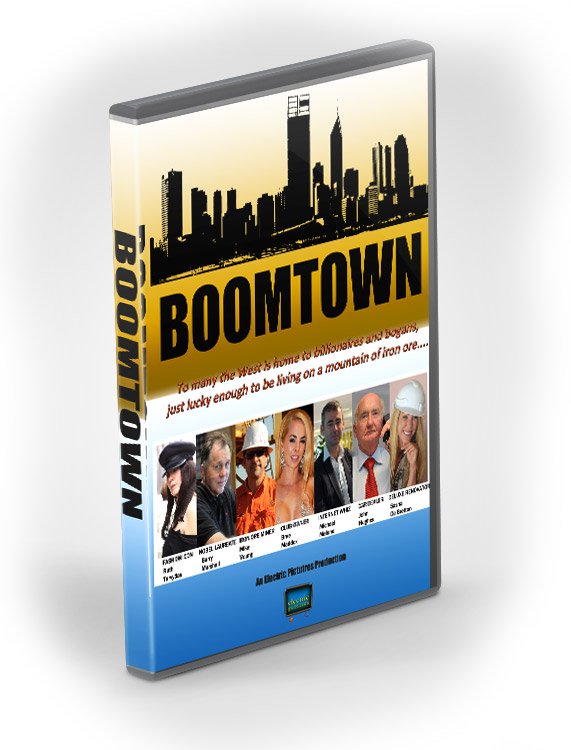 buy boomtown dvd