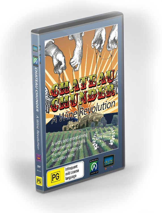 chateau chunder documentary dvd