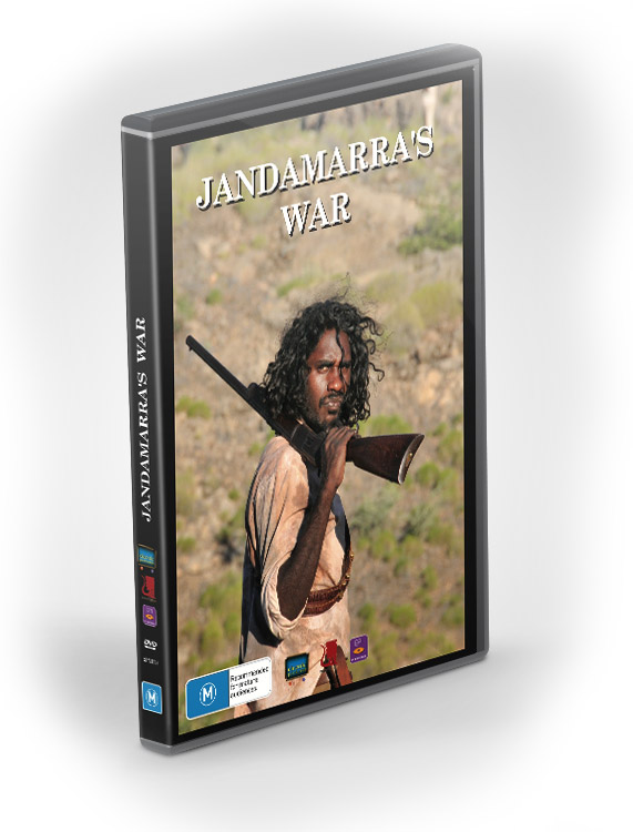 jandamarras war