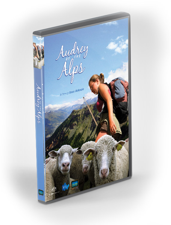 buy audrey of the alps dvd