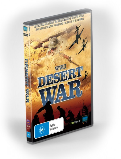 buy desert war on dvd