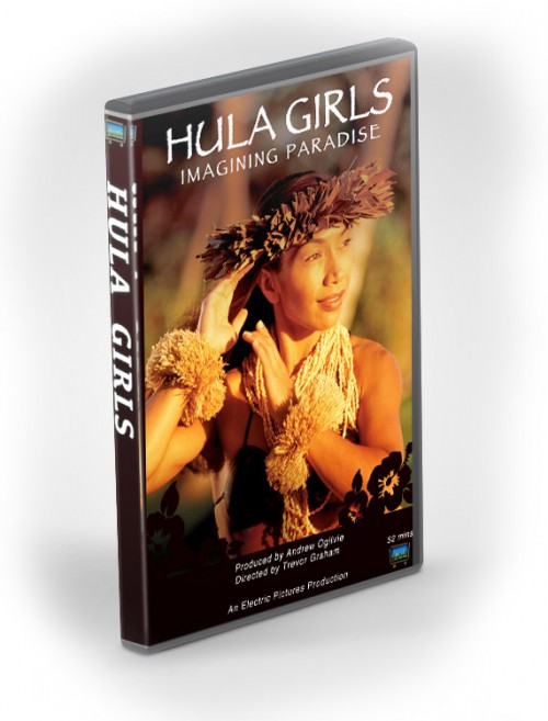 hula girls dvd