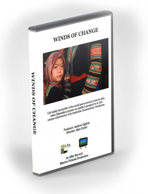 Winds of Change DVD
