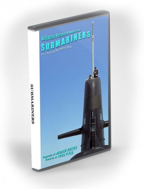 Submariners documentary DVD cover