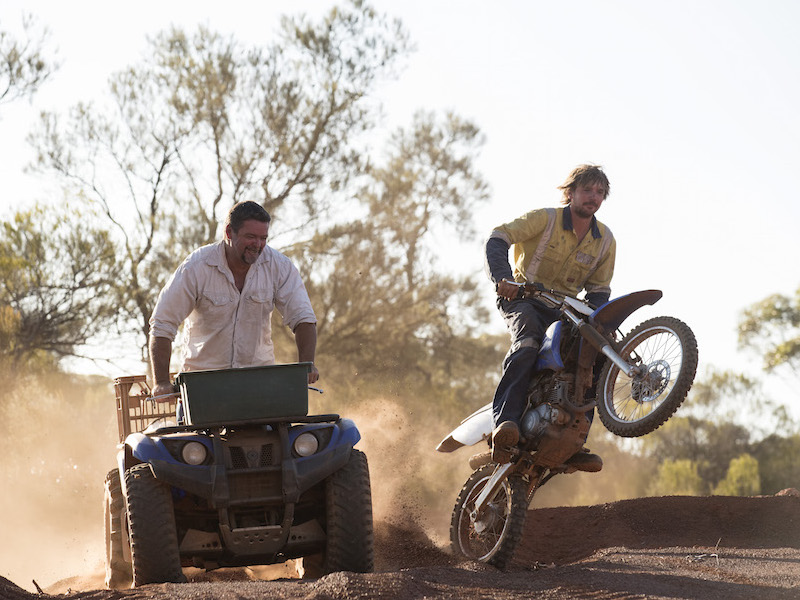 Aussie Gold Hunters - Electric Pictures