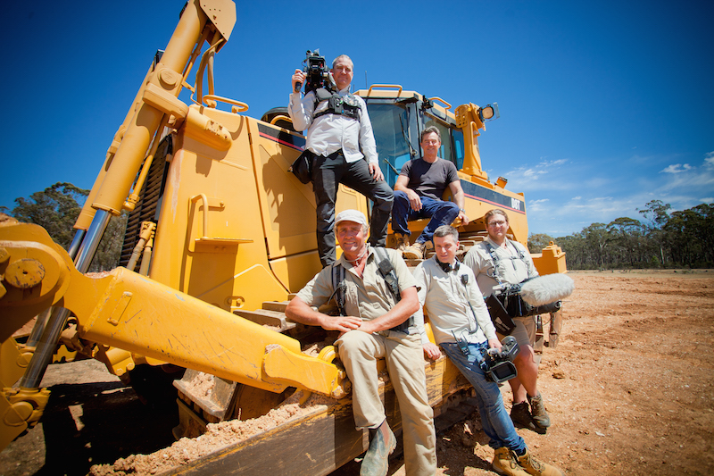 Aussie Gold Hunters Season Four - Electric Pictures