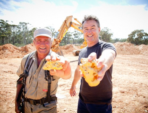 Aussie Gold Hunters Season Four airs 2 May on Discovery Channel ANZ