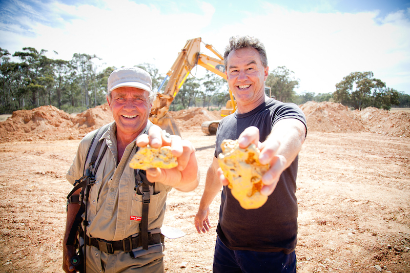 Aussie Gold Hunters Season Four airs 2 May on Discovery
