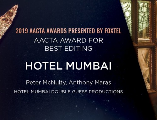 Hotel Mumbai wins two Awards